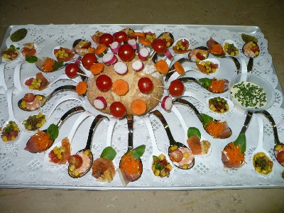 Cake Salee Jambon Saucisse